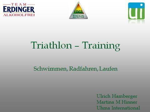 Traithlon - Training